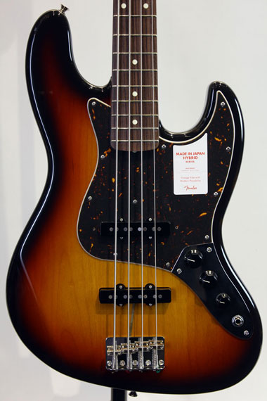 HYBRID 60S JAZZ BASS (3CS)