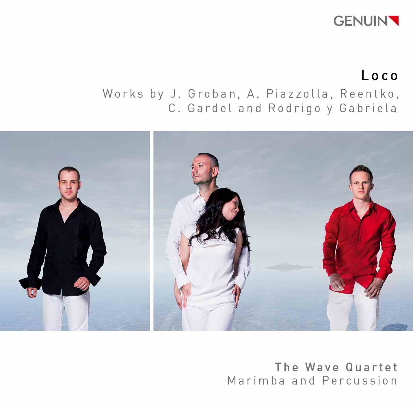 【CD/ネコポス発送】The Wave Quartet/Loco