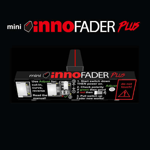 Audio Innovate / mini innofader PLUS (交換フェーダー)【送料無料】