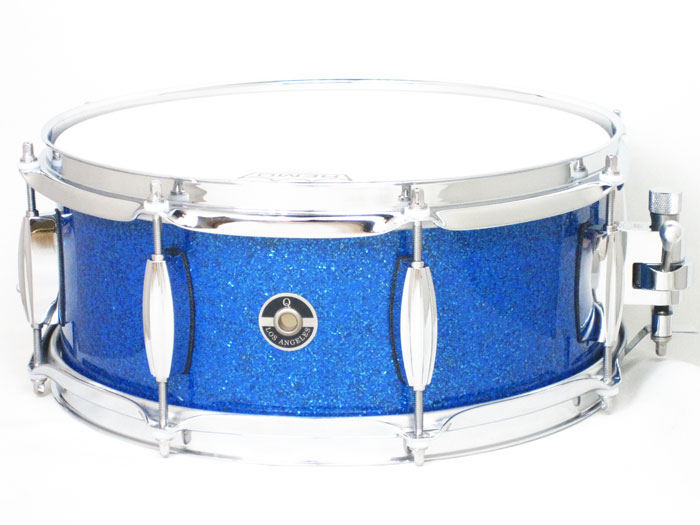 "【数量限定大特価品】Maple 10ply 13""x5.5"" Blue Sparkle M10-1355 BS"