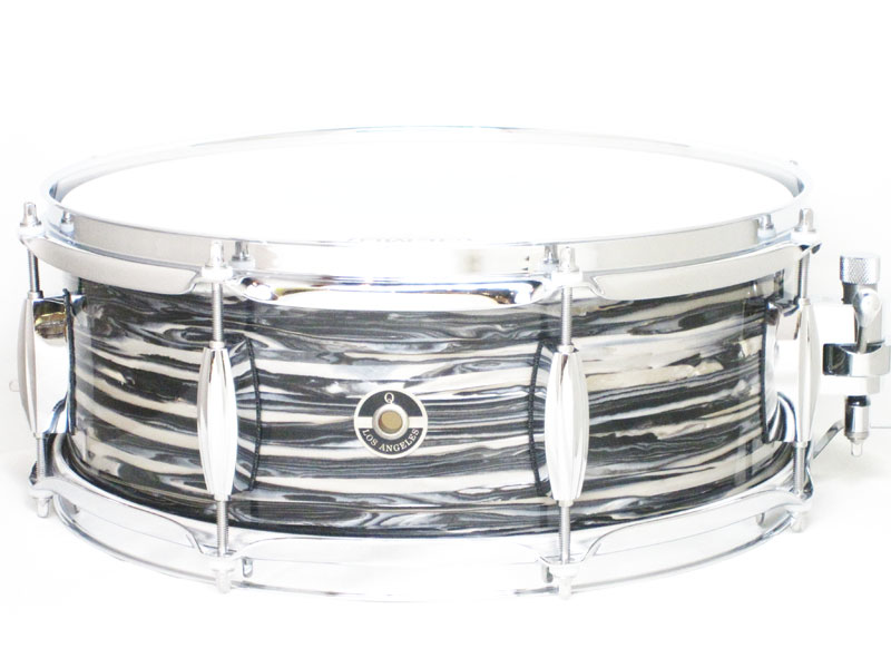 "【数量限定大特価品】Maple 10ply 14""x5.5"" Black Oyster Pearl M10-1455 BOP"