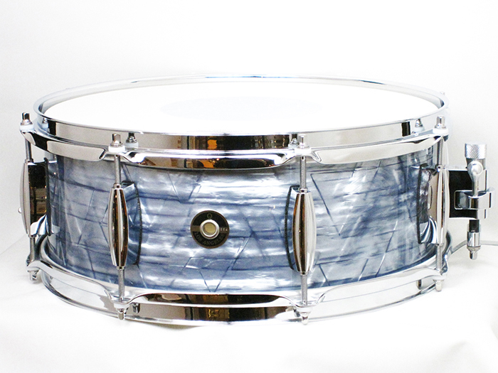 "【数量限定大特価品】Maple 10ply 14""x5.5"" Sky Blue Pearl M10-1455 SBP"
