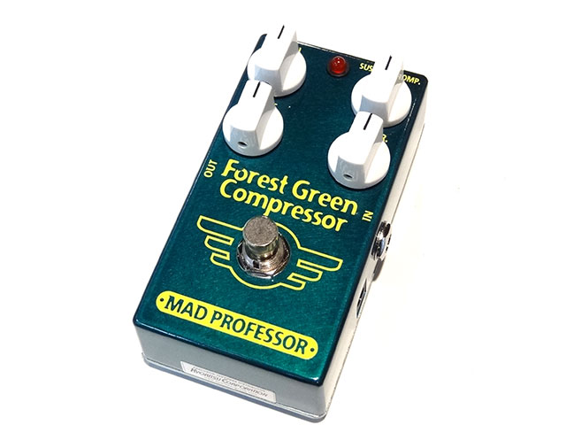 MAD PROFESSOR Forest Green Compressor FAC マッド プロフェッサー
