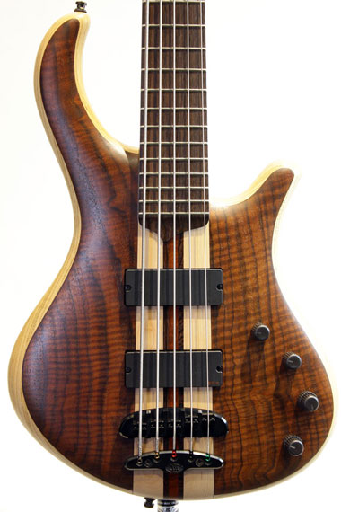 Patriot 5st ~Flame Walnut Top~【試奏動画有り】