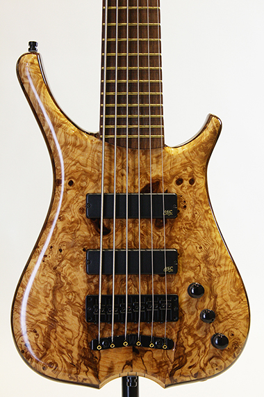 "Custom Shop Infinity 6st ""Olive Ash Burl Top"""
