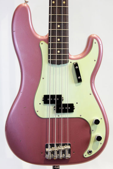 Custom Built  1960 Precision Bass Journeyman Relic【ローン無金利】【送料無料】