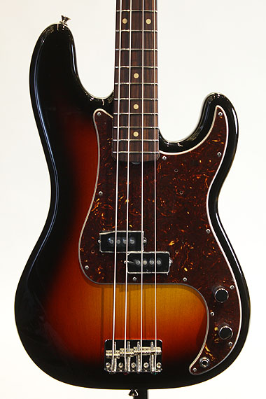 "Retro Spec PB-4st ""A Neck(Jazz Bass Neck)"" 3TSB【試奏動画有り】"
