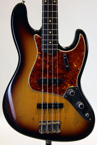 "Jazz Bass 1960 ""Refinish"""