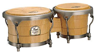 "PBW-300DX ボンゴ ELITE WOOD BONGOS  9""&7.25"""