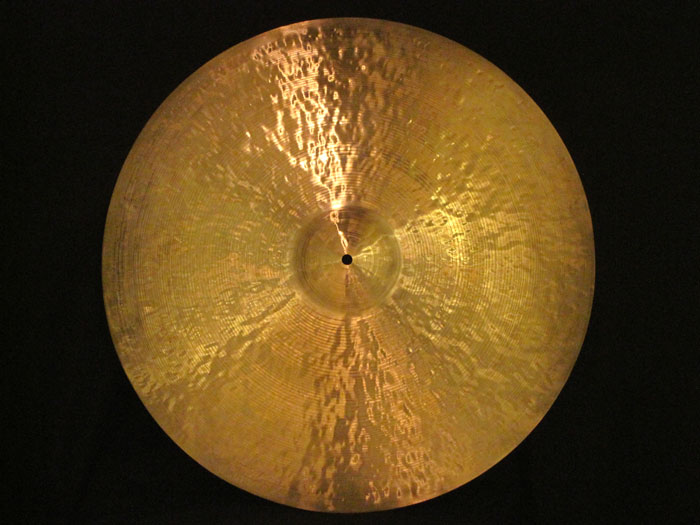 "24"" Brian Blade Thin Ride 2,818g / Roberto Spizzichino Signature"