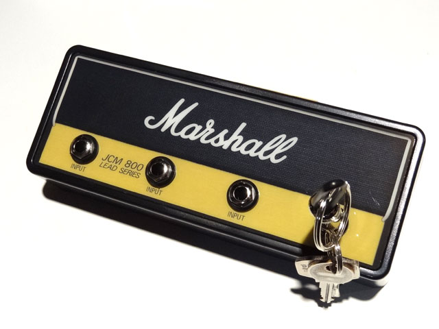 Pluginz Official MARSHALL Jack Rack- JCM800 STANDARDwith 4 keychains プラグインツ