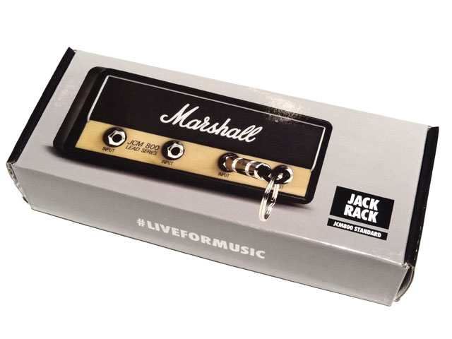 Pluginz Official MARSHALL Jack Rack- JCM800 STANDARDwith 4 keychains プラグインツ サブ画像2