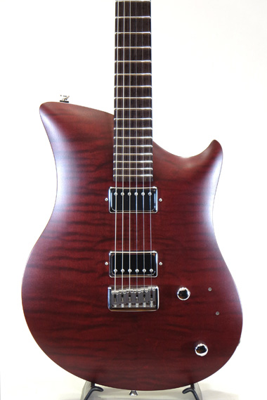 RELISH GUITARS Bordeaux Jane レリッシュ  ギター