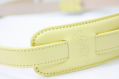 Ricken Type Strap【Cutie Yellow】