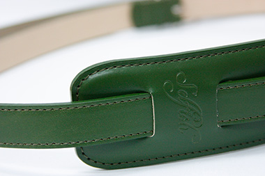 RIcken Type Strap【Forest Green】
