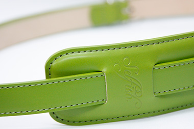 Ricken Type Strap【Herb Green】