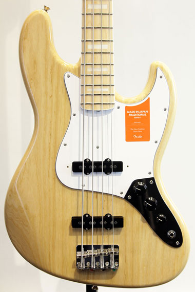 Traditional '70s Jazz Bass (NAT)