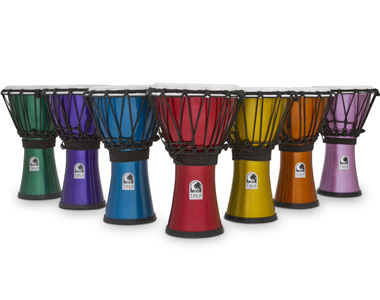 【新品特価20%OFF!!】Freestyle Colorsound Djembe