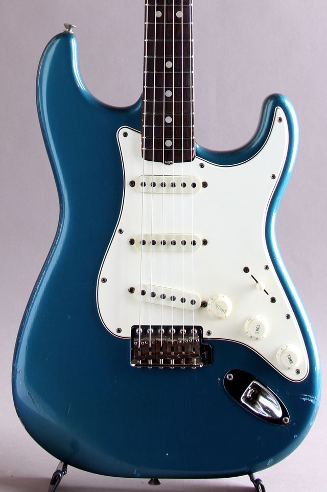 Stratocaster Lake Placid Blue 1965