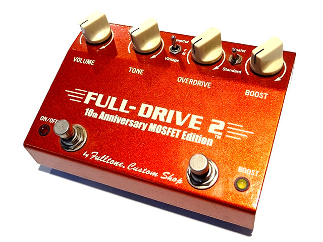 10th Anniversary Custom Shop Full-Drive2 Mosfet Edition