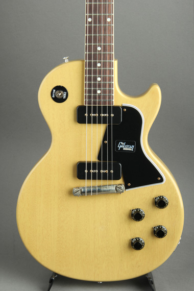 Historic Collection Limited Run 1960 Les Paul Special Single Cut VOS TV-Yellow 2018