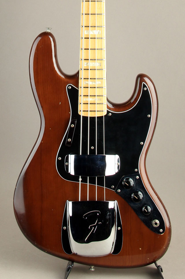 Jazz Bass 1976 Walnut