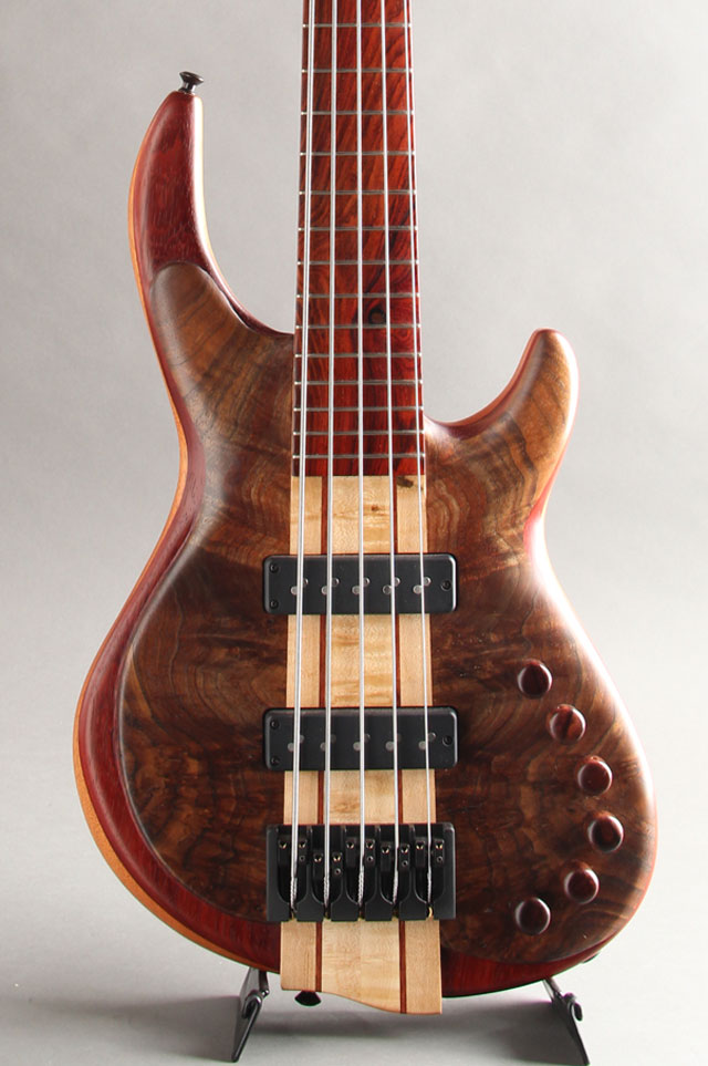 WSB-5 Claro Walnut Burl Top