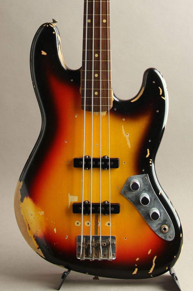 Jaco Pastrious Tribute Jazz Bass 2014