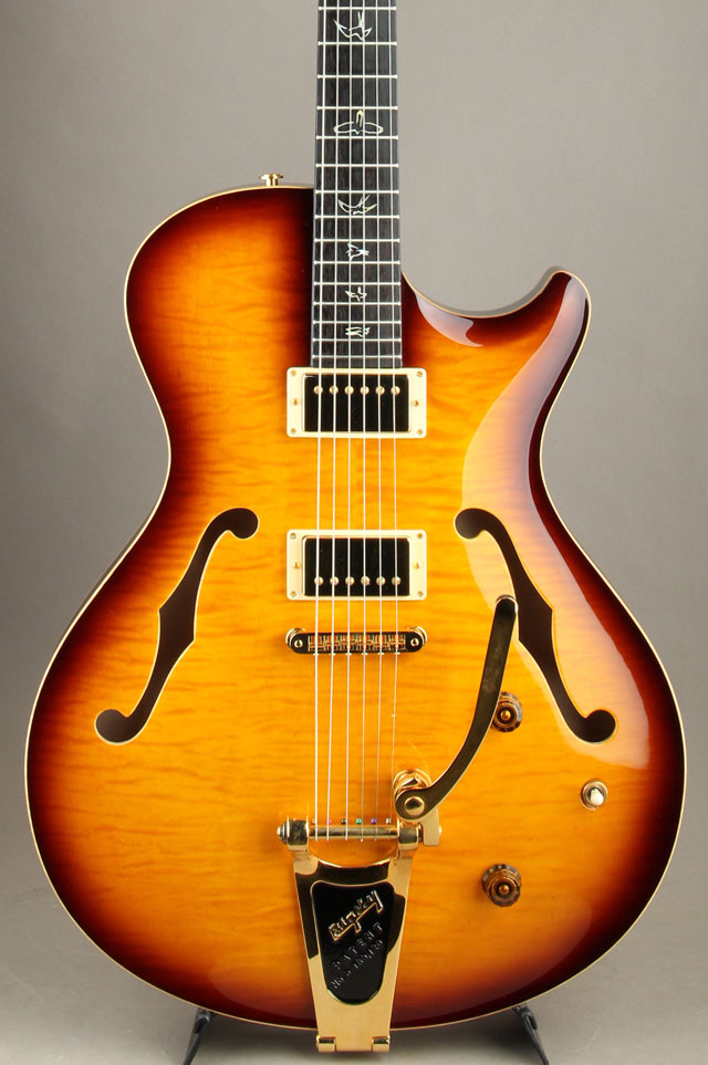 SCJ Thinline McCarty Tobacco Sunburst 2008