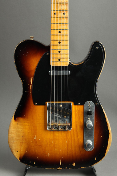 2008 Limited Team Built Custom 1958 Heavy Relic Telecaster