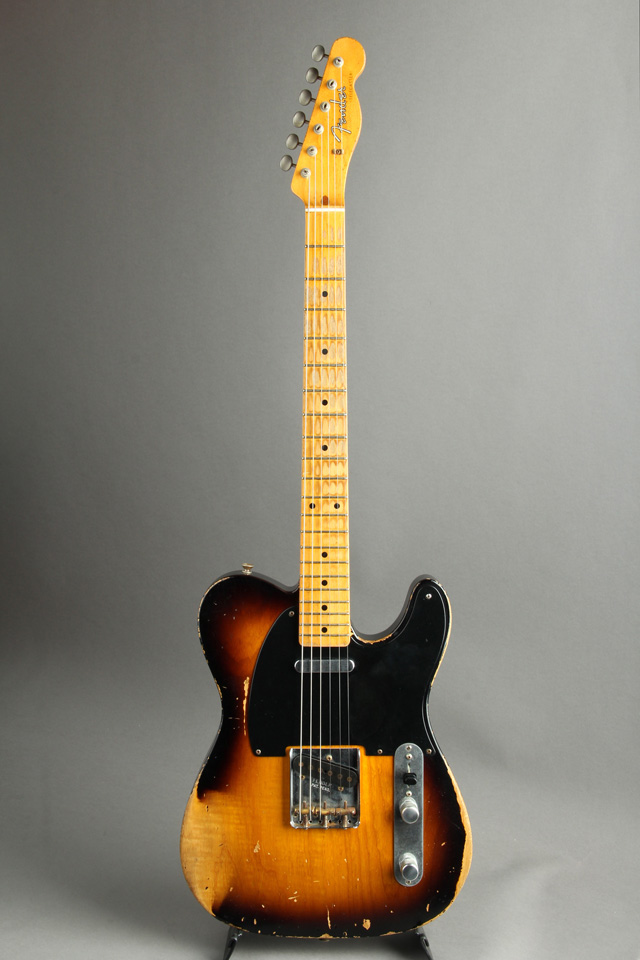 FENDER CUSTOM SHOP 2008 Limited Team Built Custom 1958 Heavy Relic Telecaster フェンダーカスタムショップ サブ画像1