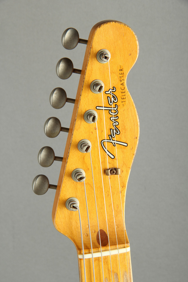 FENDER CUSTOM SHOP 2008 Limited Team Built Custom 1958 Heavy Relic Telecaster フェンダーカスタムショップ サブ画像10