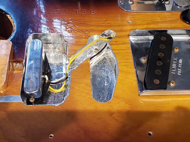 FENDER CUSTOM SHOP 2008 Limited Team Built Custom 1958 Heavy Relic Telecaster フェンダーカスタムショップ サブ画像19