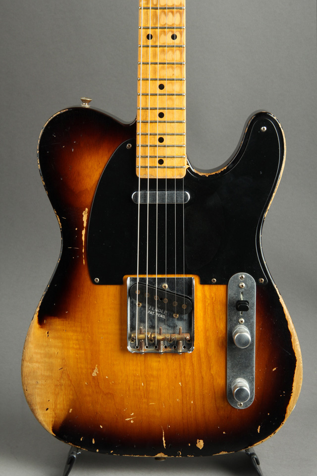 FENDER CUSTOM SHOP 2008 Limited Team Built Custom 1958 Heavy Relic Telecaster フェンダーカスタムショップ サブ画像2