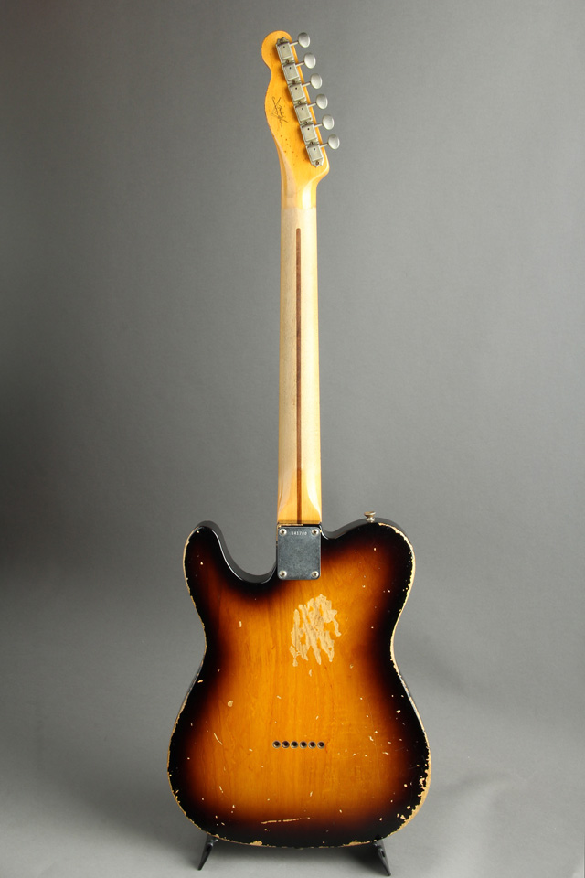 FENDER CUSTOM SHOP 2008 Limited Team Built Custom 1958 Heavy Relic Telecaster フェンダーカスタムショップ サブ画像4