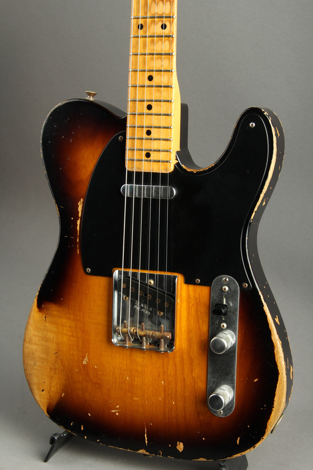 FENDER CUSTOM SHOP 2008 Limited Team Built Custom 1958 Heavy Relic Telecaster フェンダーカスタムショップ サブ画像6