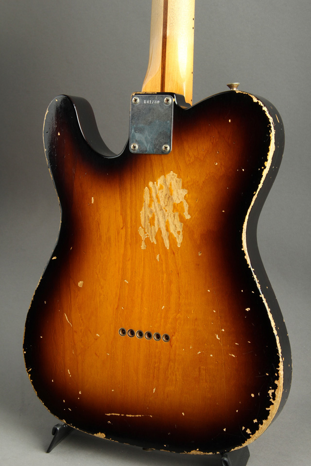 FENDER CUSTOM SHOP 2008 Limited Team Built Custom 1958 Heavy Relic Telecaster フェンダーカスタムショップ サブ画像7