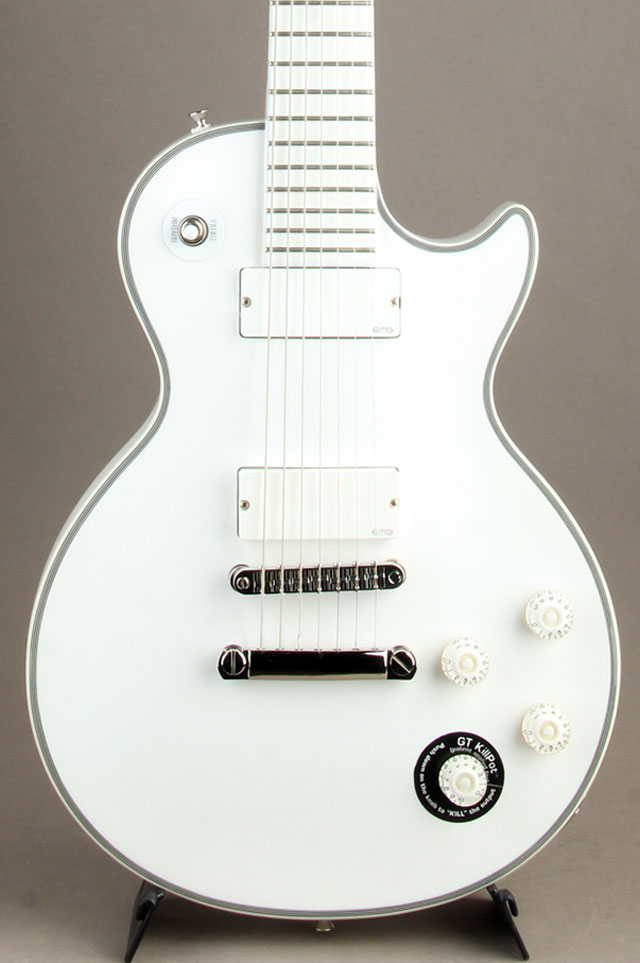 Limited Edition Matt Heafy SnOfall Les Paul Custom-7