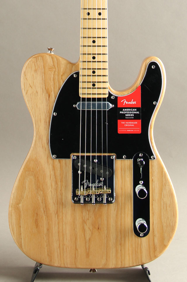 American Professional Telecaster NAT/M