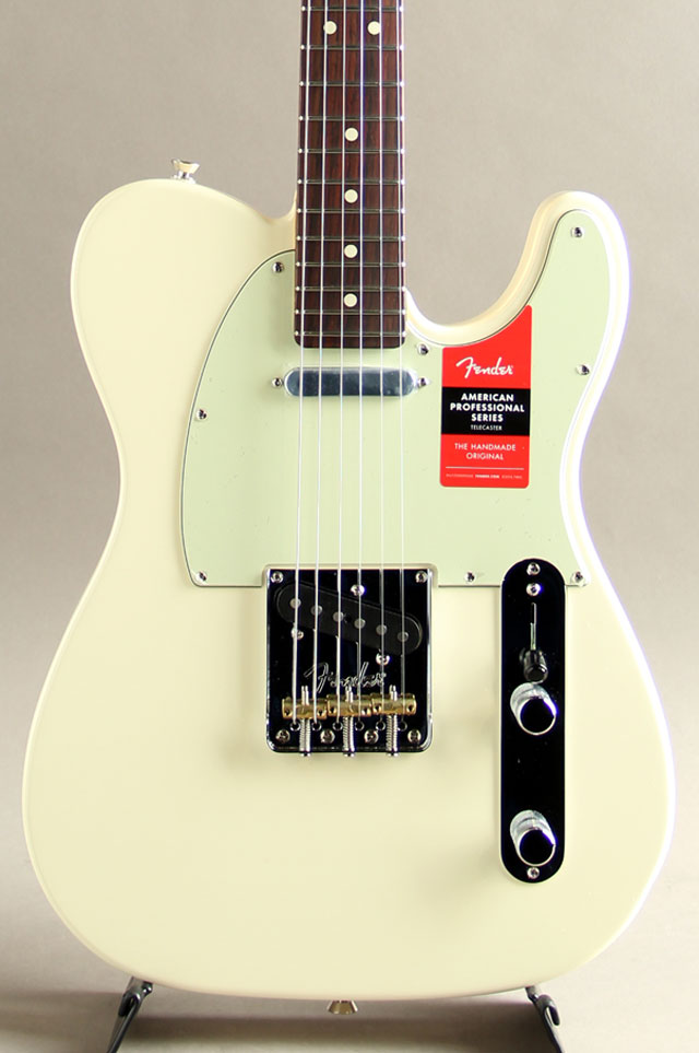 American Professional Telecaster OWT/R
