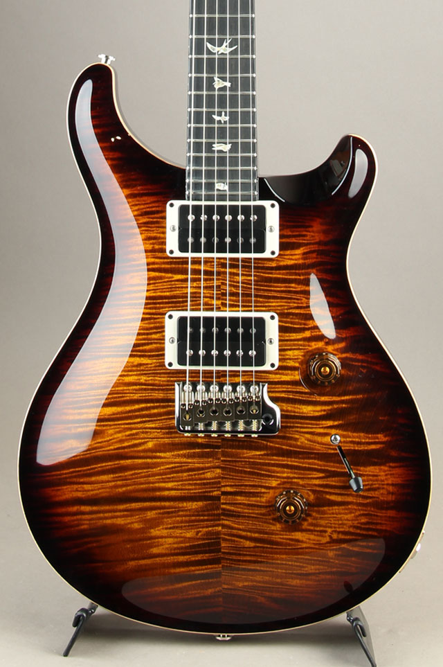 Custom24 10top 2017Model Black Gold Burst