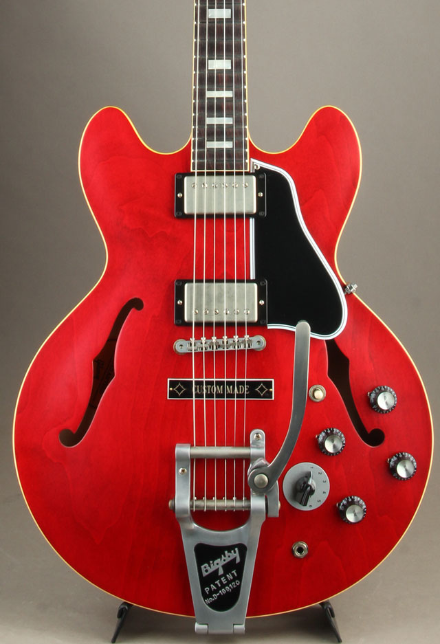 Limited Run ES-335TDC Bigsby Varitone VOS 60's Cherry