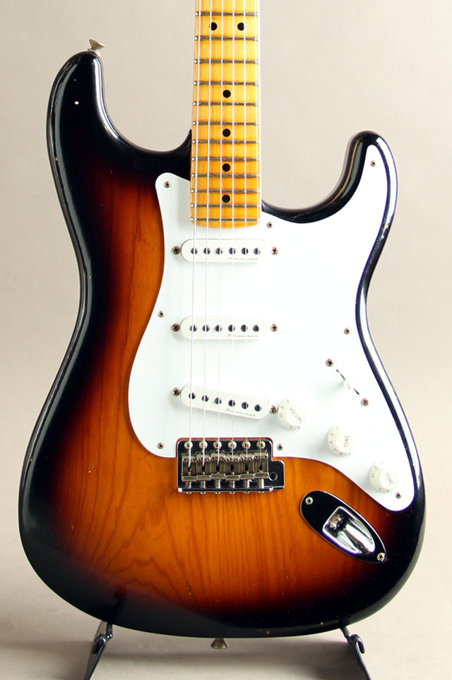 Journeyman Relic Eric Clapton Signature Stratocaster 2-Color Sunburst