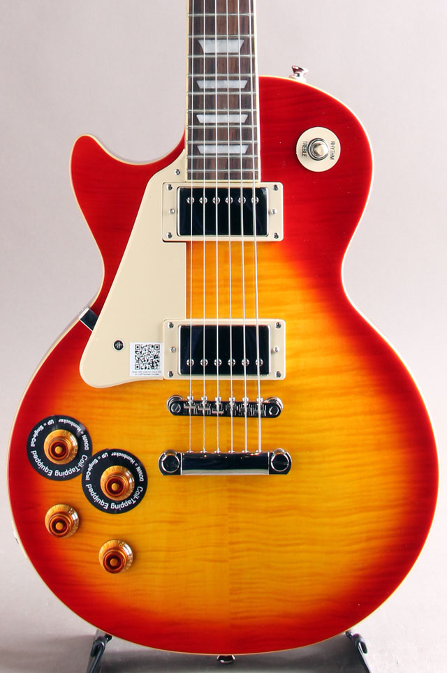 Les Paul Standard Plus-top Pro Left Hand【Heritage Cherry】