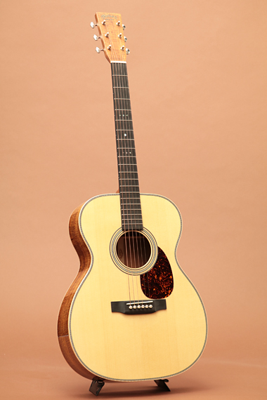 CTM OM-28 High Altitude Swiss Spruce/Highly Figured Koa(Hand Pick)