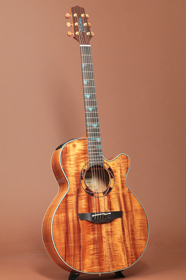 DSF46C Custom All Koa