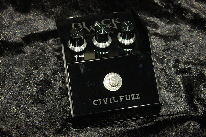 "BLACK SWAN ""CIVIL FUZZ"" 【旧定価品!】"