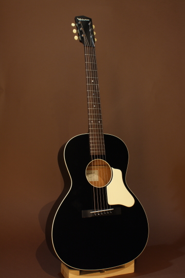 WL-14L Jet Black  (Ladder Bracing/Truss Rod)