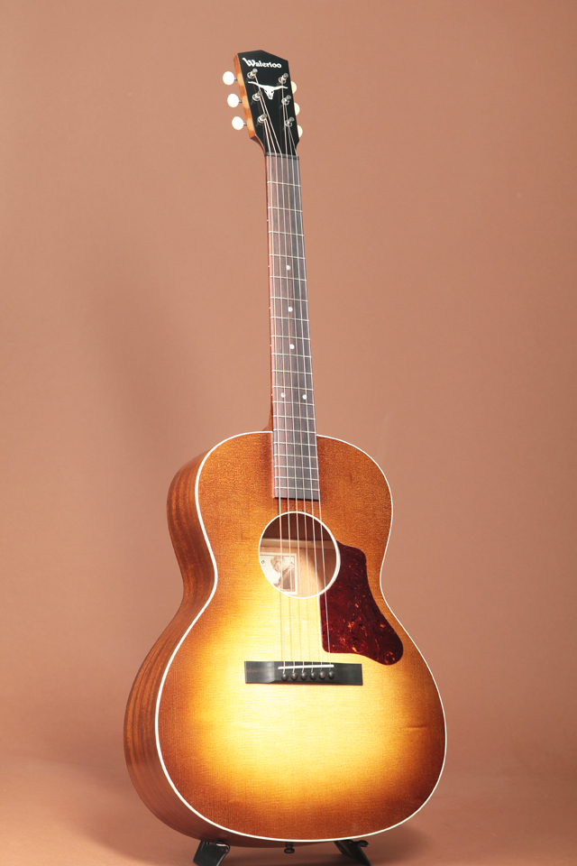 Waterloo by Collings WL-14L Longhorn (Ladder Bracing/Truss Rod) ウォータールー サブ画像1