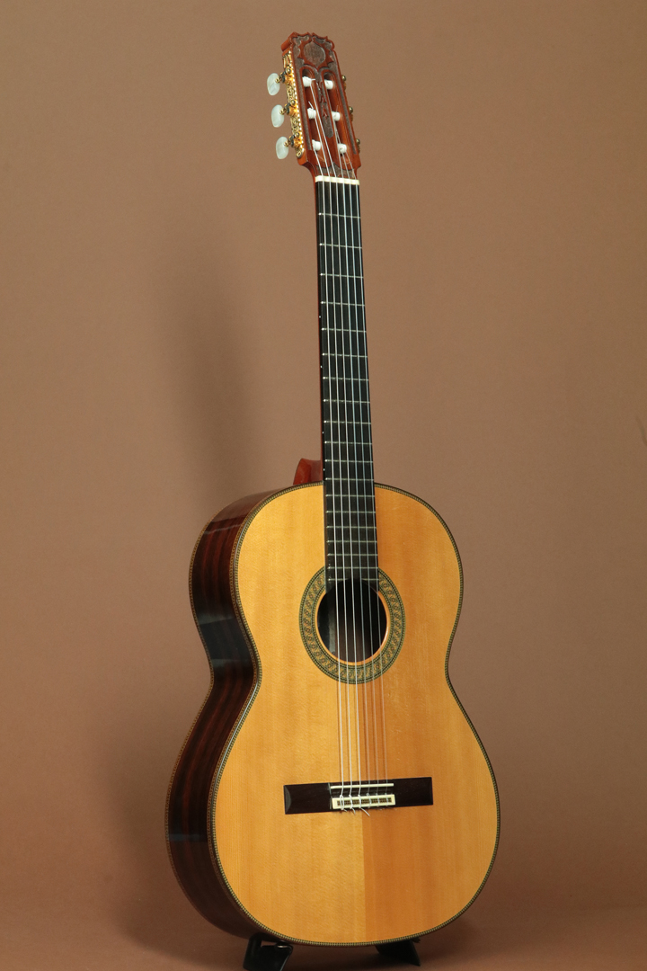 Spruce/Rosewood 640mm